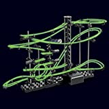 Glow In The Dark Rail Race Marble Track Racer 10m Fun Christmas Toys by Lizzy®