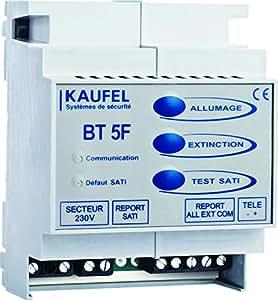 kau KAU621500 Boîtier Interface Télécommande BT5F, Blanc