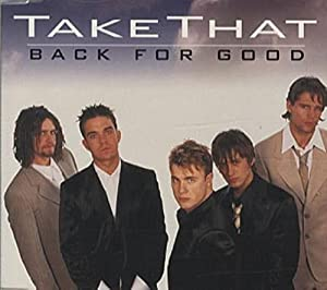 Take That - Back For Good (CD 2)