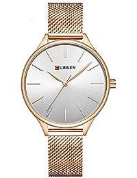 treeweto reloj mujer Casual relojes de pulsera de cuarzo de moda diseño  creativo Ladies relojes Relogio 5b096c194a65