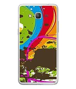 PrintVisa Designer Back Case Cover for Samsung Galaxy On7 G600Fy :: Samsung Galaxy Wide G600S :: Samsung Galaxy On 7 (2015) (Preferred cheerful Joyful colours for life )