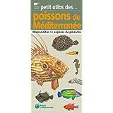 Poissons de mediterranée : Reconnaître 65 espèces de poissons