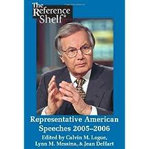 78: Representative Amer Spee-05/06 (Representative American Speeches)