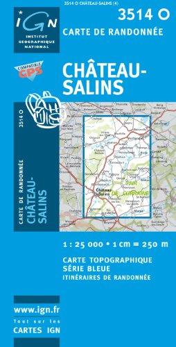 Chateau-Salins GPS