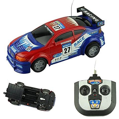 amh- RC Toy Cars & Trucks Drehen links/rechts/Vorwärts/Rückwärts Electronic Fernbedienung Spielzeug für Kids Learning Aktivität Hubschrauber & Quadcopter Kinder Craft Kits