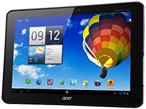 Acer Iconia A510 HT.H9LEF.001 Tablette 10,1'' (25,5 cm) Nvidia Tegra 3 32 Go Android WiFi Bluetooth Noir