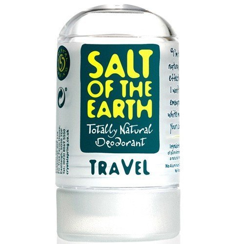 (10 PACK) - Salt Of the Earth - Natural Travel Deodorant | 50g | 10 PACK BUNDLE by Salt Of the Earth