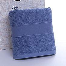 Adultsys Toalla de Baño Algodón Grueso Absorbente Envuelto Cofre Suave Y Cómodo Baño en Casa Baño