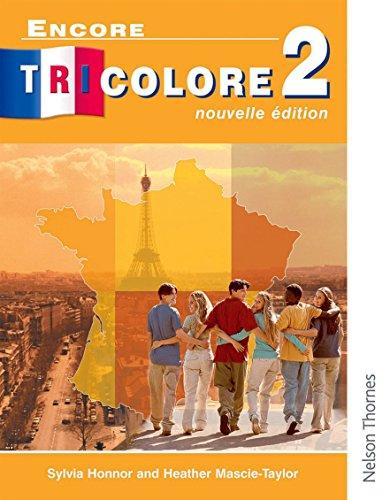 Encore Tricolore 2 Nouvelle Edition Evaluation Pack: Encore Tricolore Nouvelle 2 Student Book: Nouvelle Edition Stage 2