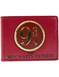 Cartera de Warner Bros Harry Potter 9 3/4 Hogwarts Express Multicolor