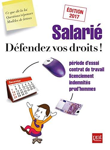 Salarié, défendez vos droits !