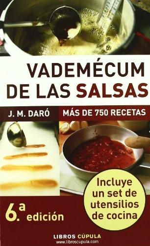 Vademecum De Las Salsas - Mas De 750 Salsas (pack) (6ª Ed.)