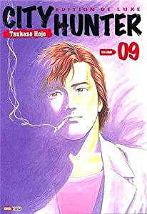 City Hunter - Nicky Larson Edition de luxe Tome 9