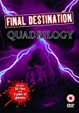 Final Destination Quadrilogy [DVD]