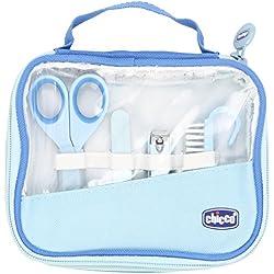 Chicco 00010019000000 Boy - Neceser para manicura de bebé, Azul
