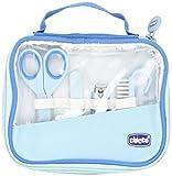 Chicco 00010019000000 Igiene e Benessere Set Manicure Bambino, Blu immagine