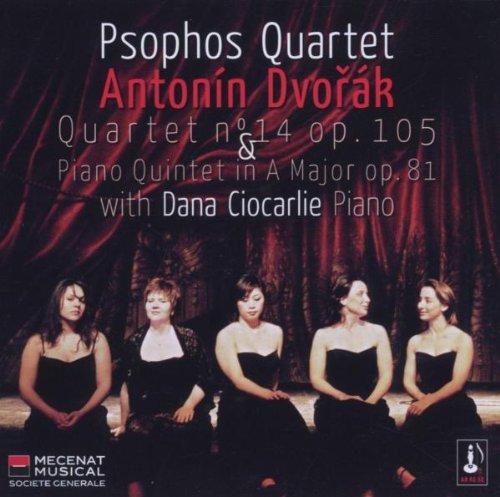 DVORAK - Psophos Quartet