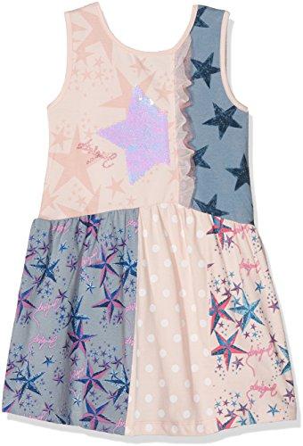 Desigual Mädchen Kleid Vest_Annapolis, (Rosa Palido 3025), 164 (Herstellergröße: 13/14)