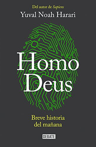 Homo Deus / Homo Deus: A Brief History of Tomorrow por Author Series Editor Yuval Harari