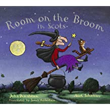 Room on the Broom in Scots