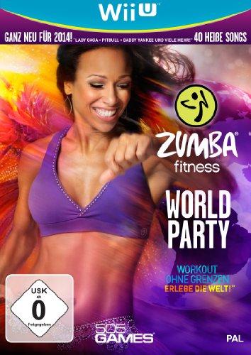 Zumba Fitness World Party (inkl. Fitness - Gürtel) - [Nintendo Wii U]