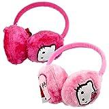 Hello Kitty paraorecchie, Farbe:Rosa hell