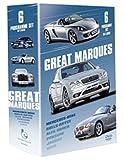 6 Pack: Great Marques (including Jaguar, Mercedes, Porsche, BMW, Rolls Royce, Alfa Romeo [DVD]