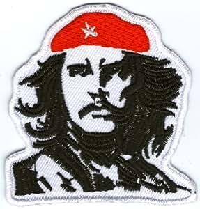 Che Guevara Symbole Inscrivez-Fer brodé sur Patch à repasser broderie