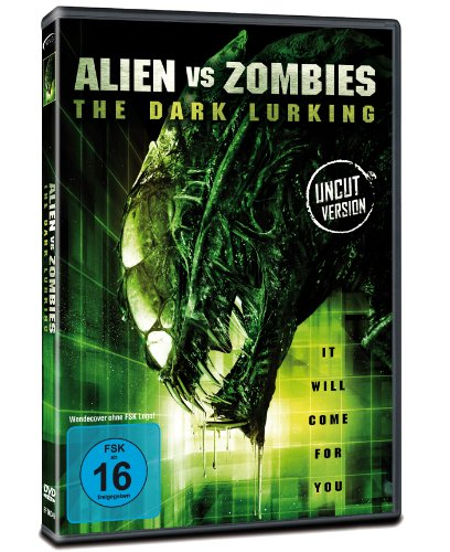 Bild von Alien vs Zombies - The Dark Lurking (Uncut, Steelbook)