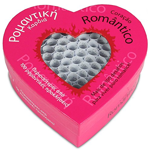 tease & please Erotisches Spiel Romantic Heart & Coracao Romanti (GR-PT)