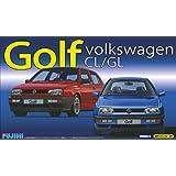 Fujimi Modell 1./2.4. Rial Sports Car Series No.2.7. Volkswagen Golf CL / GL