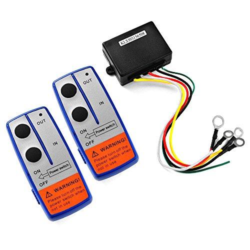 Schema Elettrico Per Verricello : Xcsource verricello elettrico resistente senza fili v