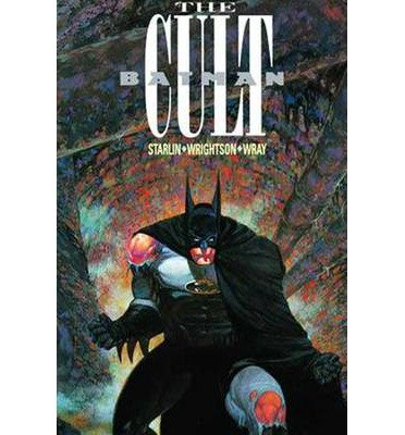 (Batman: The Cult) By Starlin, Jim (Author) Paperback on 15-Dec-2009