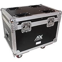 AFX Light FL2120 Flight-case per 2 teste mobili AFX SPOT120