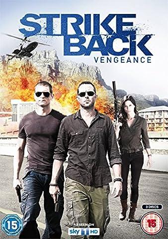 Stapleton Crime - Strike Back : Vengeance [Import anglais] [Blu-ray]