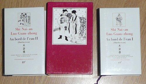 Luo Guan-zhong - Shi Nai-an : Coffret Au bord de l'eau 2 Volumes