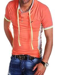 Cipo & Baxx T-Shirt High Neck C-5312