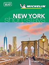 Michelin Green Guide New York (Green Guide Short Stays)