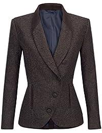 Jack Murphy Womens/Ladies Nicole British Tweed Casual Country Jacket