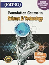 IGNOU FST 1 Foundation Course in Science & Technology in English Medium with previous years solved question papers