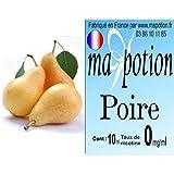 MA POTION - E-Liquide Fruit Poire, Eliquide Français Ma Potion, recharge liquide pour cigarette électronique. Sans nicotine ni tabac