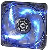 BitFenix Spectre Pro LED - Ventilador para caja de ordenador (1200 rpm, iluminación LED, 56.22 CFM), negro