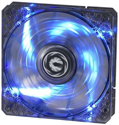 Bitfenix Spectre Pro LED 120 mm Cooling Fan (Blue) (PC) 51j3FKDe2QL