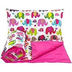 Baby Comfort Parure de lit bébé 2-8 pièces pour berceau ou lit bébé
