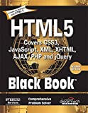 HTML5 Black Book is the one-time reference book, written from the Web professional's point of view, containing hundreds of examples and covering nearly every aspect of HTML5. It will help you to master various Web technologies, other than HTML5, i...
