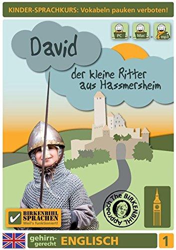 Birkenbihl Sprachen: Englisch gehirn-gerecht, Der kleine Ritter, Teil 1 Sprachen Lernen Software