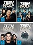 Teen Wolf - Die komplette Staffel 1+2+3+4 im Set - Deutsche Originalware [19 DVDs]