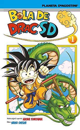 Bola de Drac SD nº 01 (Manga Shonen)