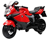 Toyhouse Officially licensed BMW K1300S Bike 12V Rechargeable Battery Operated Ride on Bike