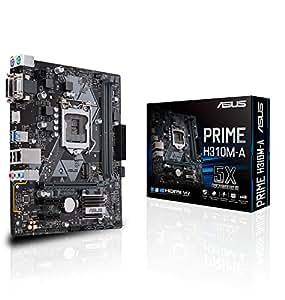 Intel Prime H310M-A Carte mère ASUS LGA1151/M.2/M-ATX
